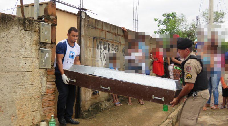 Homem é morto a tiros no bairro Monsenhor em Itabira