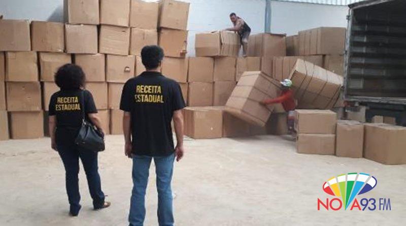 6f90fe201 Trinta e seis toneladas de fumo clandestino são apreendidos em Nova Serrana